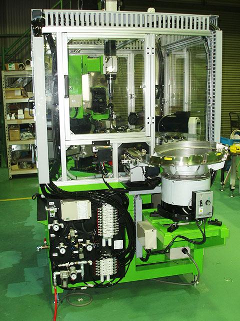 自動5軸加工機